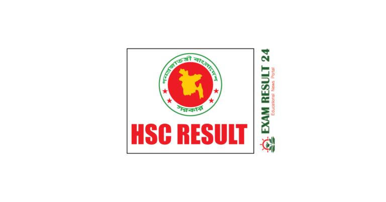 HSC Result 2020 Marksheet with Number