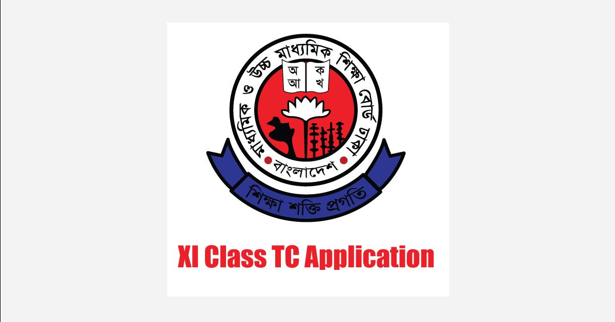 XI Class TC Application