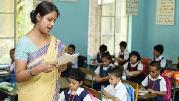 The salary problem of government primary schools is being solved